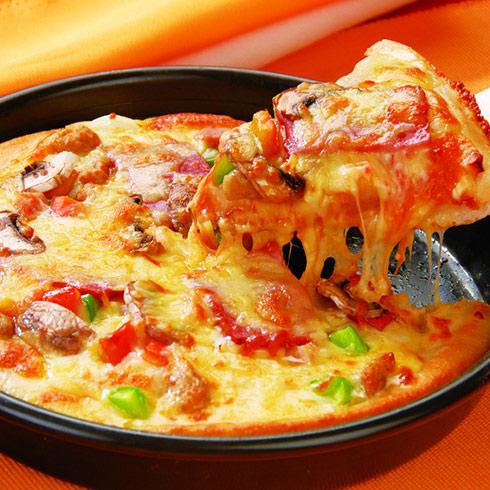 芋尚爱披萨 芋尚爱披萨加盟 芋尚爱火炬披萨 芋尚爱手握披萨 3158创业信息网