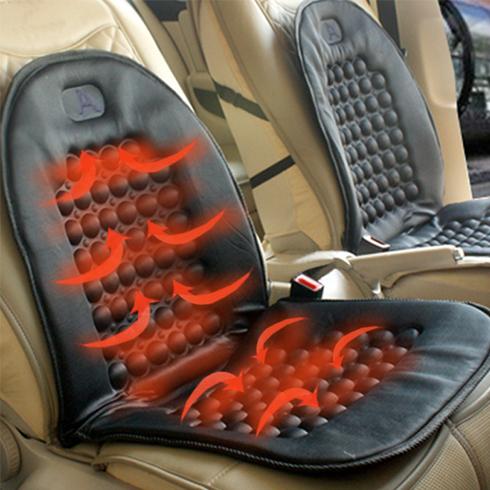 慧车族汽车智能坐垫