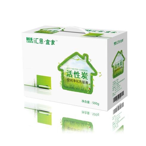 汇恩宜家空气治理产品-汇恩宜家活性炭包装