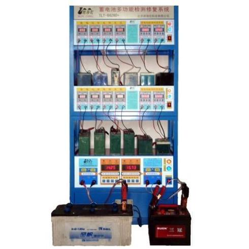 铁骆驼电瓶修复-蓄电池综合修复检测设备TLT-662BD+型