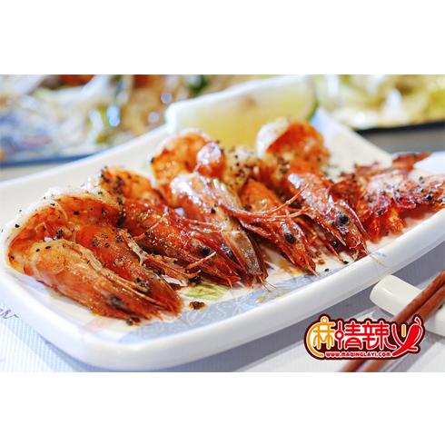 麻情辣义香锅店-香辣虾
