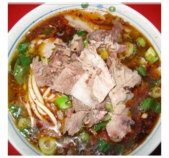 罗集村饸饹面-牛肉饸饹面