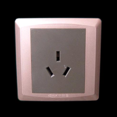 卡耐基灯饰产品-卡耐基-16A空调插座