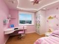 兰卓硅藻泥儿童房装修