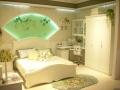 兰卓硅藻泥卧室装修