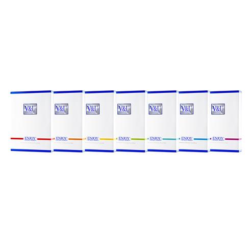 V&U科本美源面膜产品-V&U面膜悦己系列