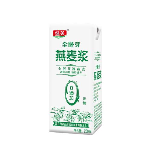 绿芙燕麦坊产品-绿芙燕麦浆