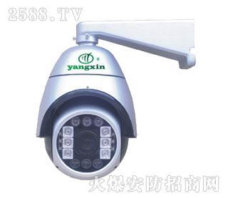 """洋欣-6""""点阵高清网络球型摄像机"""