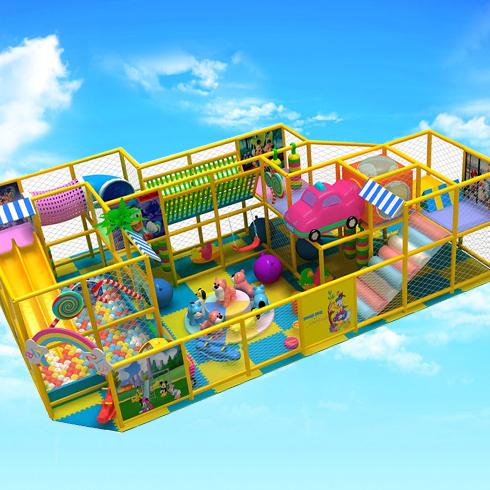 丽贝尔儿童乐园产品-城堡系列