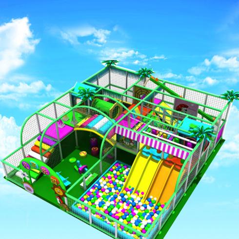 丽贝尔儿童乐园产品-海洋系列