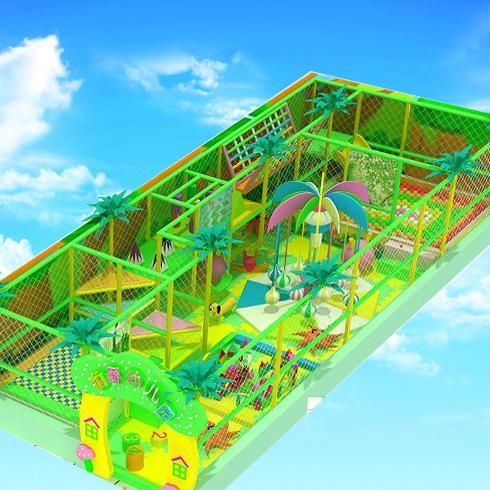 丽贝尔儿童乐园产品-森林系列