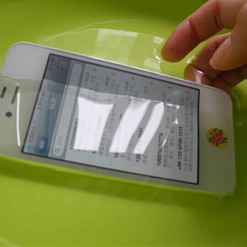 膜立方防水王产品-手机透明量子阻尼膜