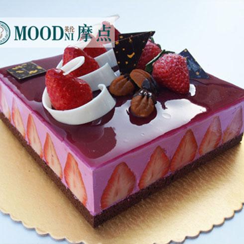 英伦摩点甜品产品-水果糕点