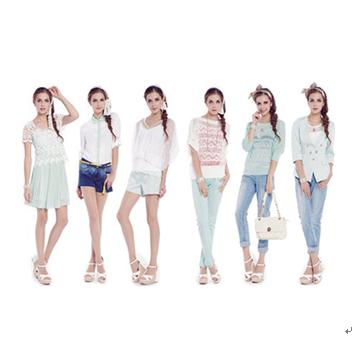 千姿惠女装产品-休闲系列女装
