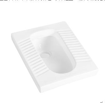 扬子卫浴产品-扬子卫浴蹲便器