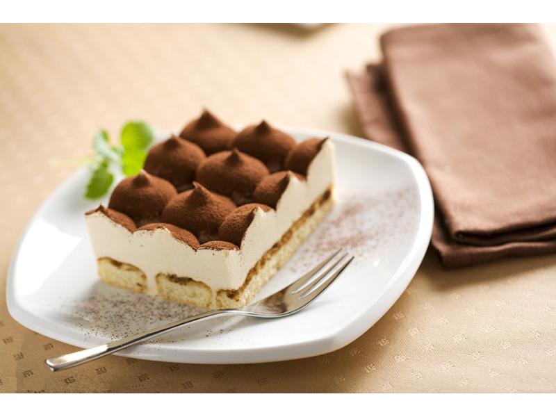 刘一咼火锅店甜品-提拉米苏巧克力蛋糕