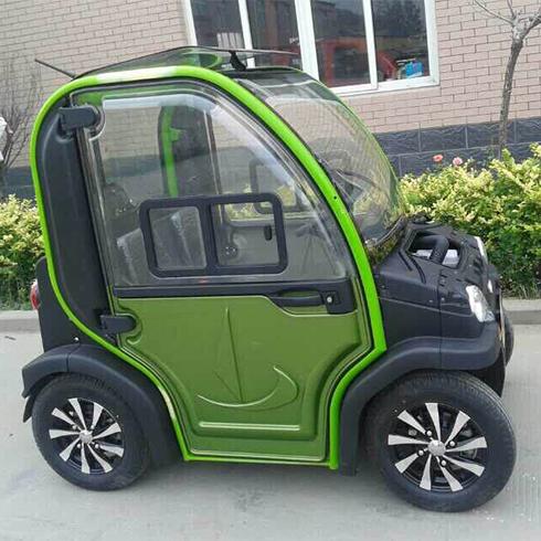 知影电动车产品-知影电动车绿色迷你款