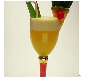 意蓝缇田园鲜果饮产品-菠萝鲜果饮料