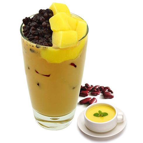 兮兮哈妮奶茶产品-特色奶茶饮品