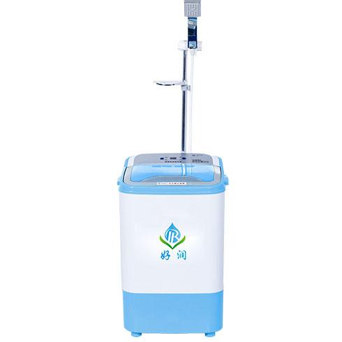 好润移动洗澡机产品-最新款移动式洗澡机