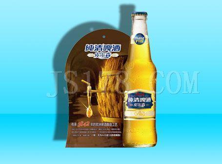 创业项目 啤酒 皮尔森啤酒 招商加盟  皮尔森是百威英博纯清啤酒 东北