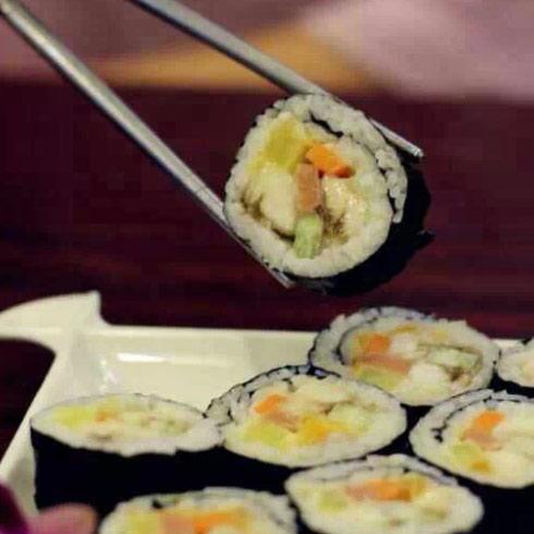 韩七妹韩式料理寿司
