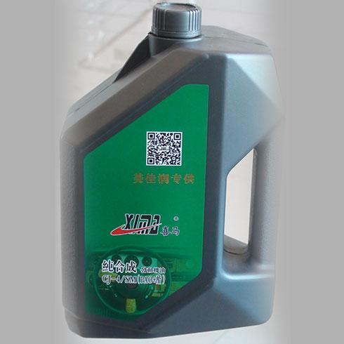 美佳润换油中心产品-纯合成CJ-4SM