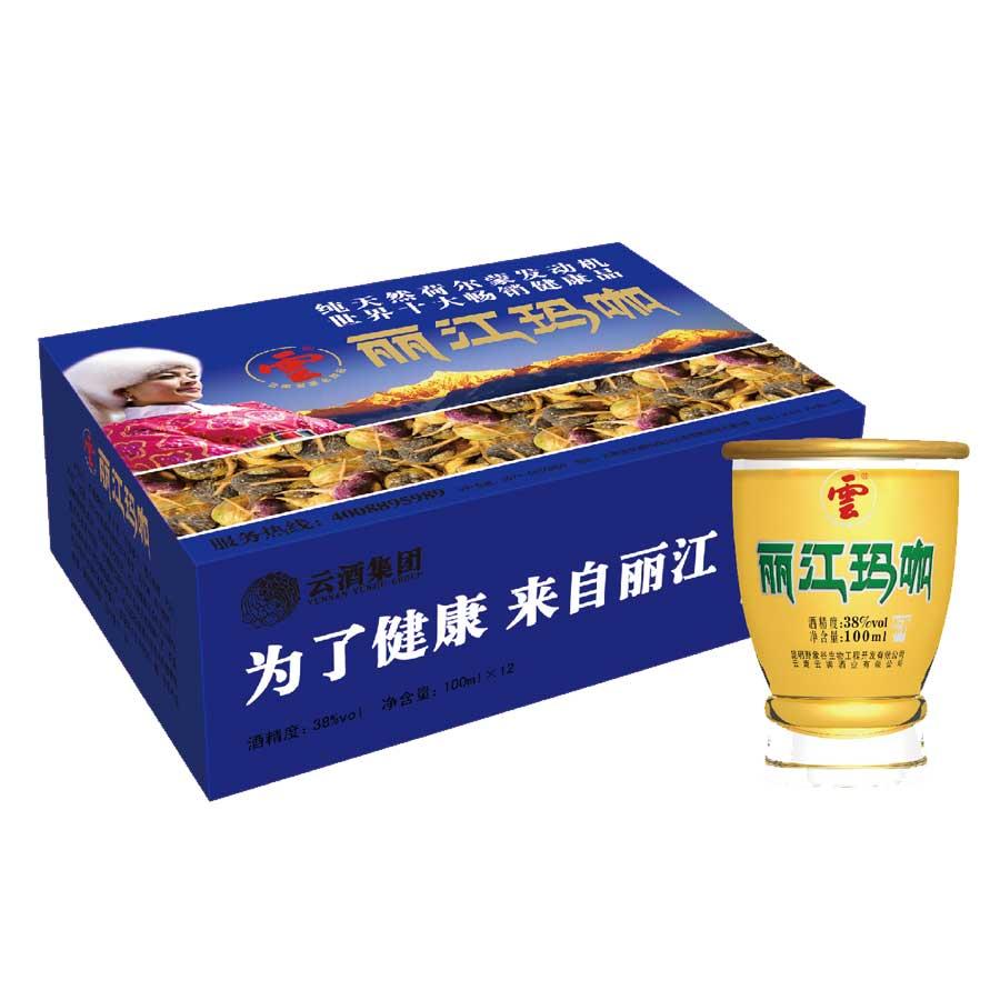 云牌丽江玛咖酒