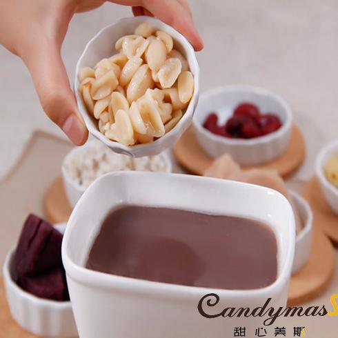 甜心美斯甜品产品-古法红豆沙火锅