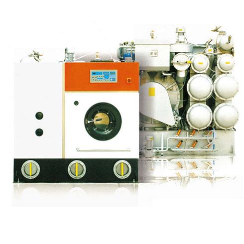 环保型全自动全真空制冷封闭制冷回收式碳氢溶剂干洗机