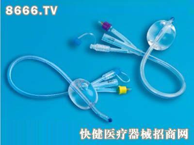大球囊三腔导尿管