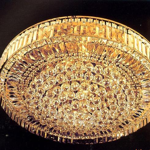泰工照明灯饰产品-水晶灯
