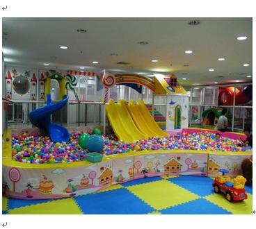 最好的室内儿童乐园加盟哪个品牌好
