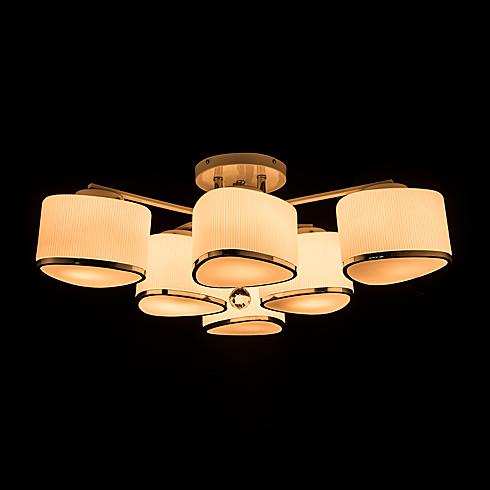 灯无忧灯饰超市产品-铝材吸顶灯