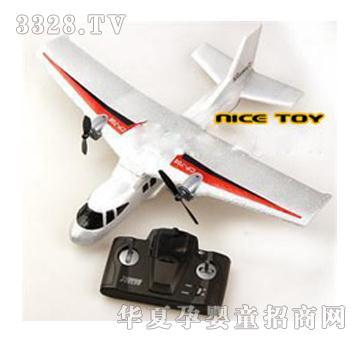 银辉玩具数码遥控飞机战术运输机cn-235