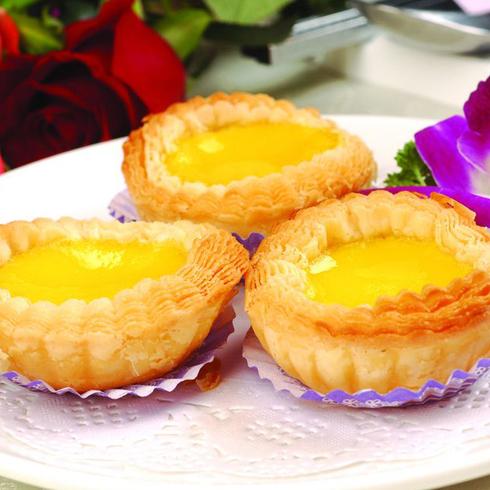 甜咪公主手工蛋糕产品-蛋挞