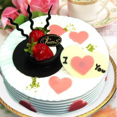 甜咪公主手工蛋糕产品-慕斯蛋糕