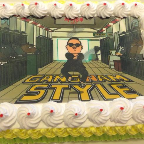 甜咪公主手工蛋糕产品-数码蛋糕