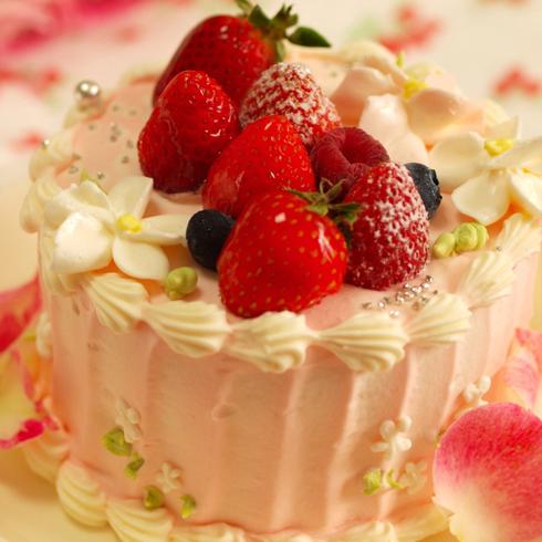 甜咪公主手工蛋糕产品-水果蛋糕