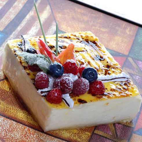 甜咪公主手工蛋糕产品-芝士蛋糕