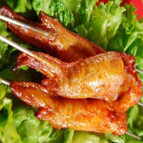 一品世家疯狂烤翅产品-新疆烤翅