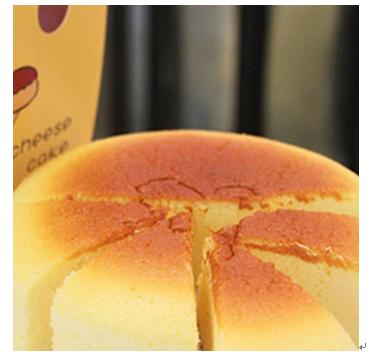 撤思叔叔起司蛋糕产品-烘焙面包