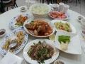 鸭角活海产店中餐