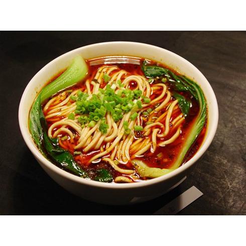 重庆小面加盟 吃孟非的小面要等2小时
