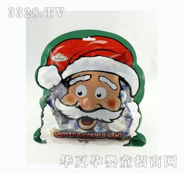 福派园圣诞老人棉花糖