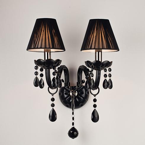 奥优照明灯饰产品-水晶壁灯