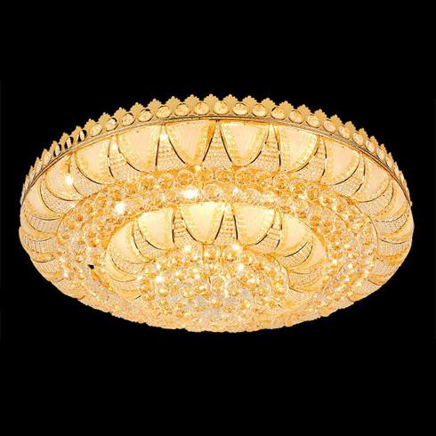 奥优照明灯饰产品-水晶吸顶灯