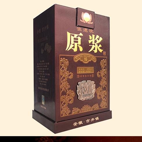 百年图缘酒系列产品-原浆30年贡酒