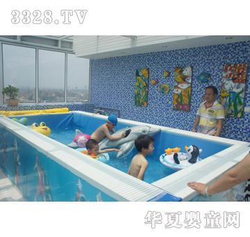 海景复式家庭用游泳池