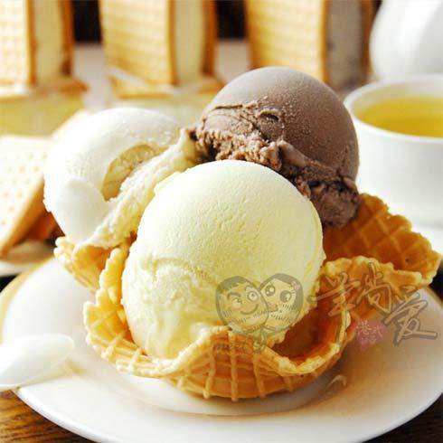 芋尚爱冰淇淋产品-巧克力冰淇淋